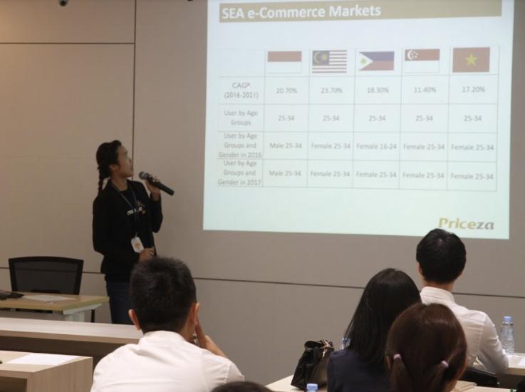 ecommerce talk presentation