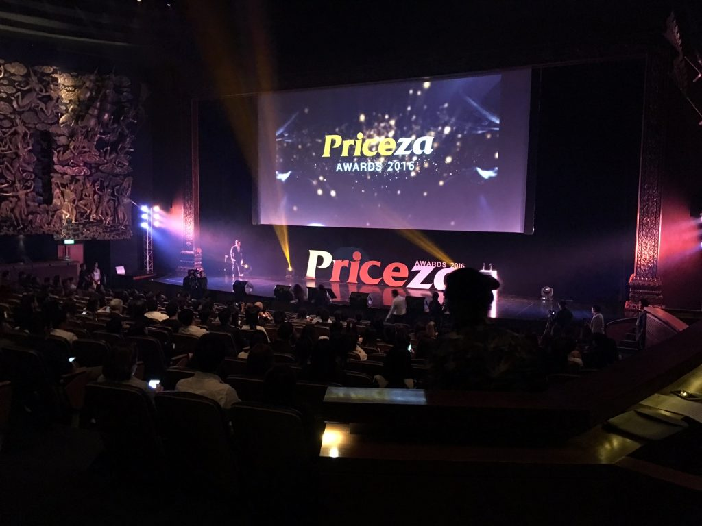 Priceza Awards Opening