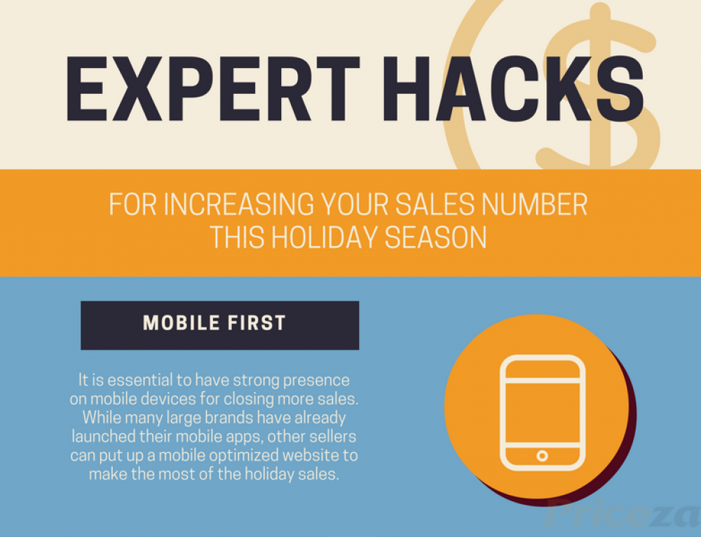 Infographic: 5 Tips for Increasing Your Sales Number