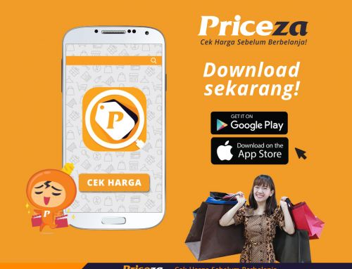 Priceza Launched New Improved Mobile App in Indonesia: Aims At Offering Smoother User Experience