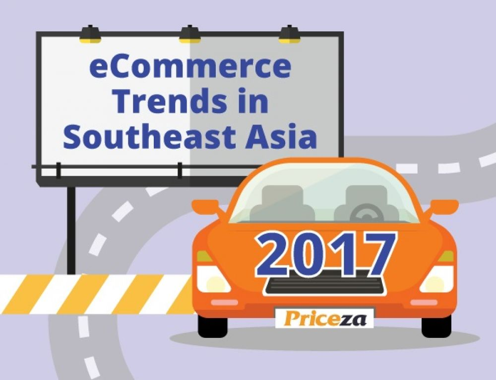 Infographic: 6 eCommerce Trends in Southeast Asia 2017