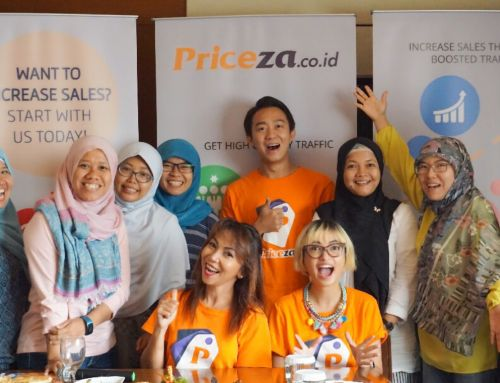 Priceza Shares Company Direction in Jakarta During Friendly Media Luncheon