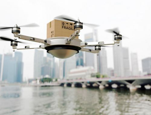 Emerging Last Mile Delivery Trends: Battle of the Drones!