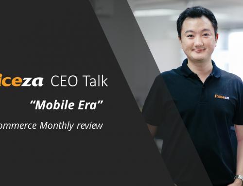"""[Video] Priceza CEO Talk: """"Mobile Era"""""""
